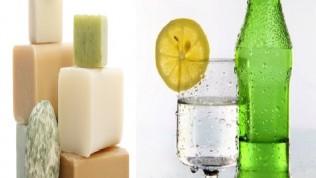 Sabun Ve Maden Suyu