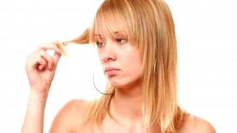 Kırık Saç Uçlarının Nedeni