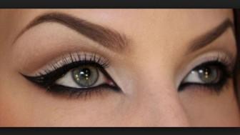 Göz Şekillerine Göre Eyeliner Modelleri