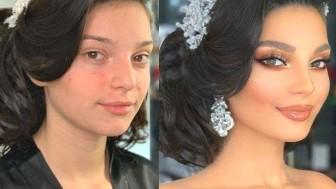 Makyajla Gelen Değişim