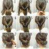 Pratik ve Kolay Saç Modelleri ve Yapılışları