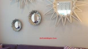Muhteşem Ayna Tasarımları