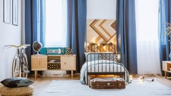 Az Eşya Çok Huzur ! Yatak odası dekorasyonu nasıl olmalı ?
