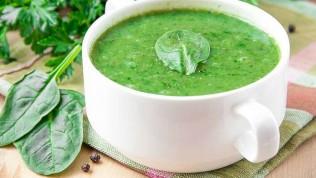 Kremalı ıspanak çorbası nasıl yapılır?