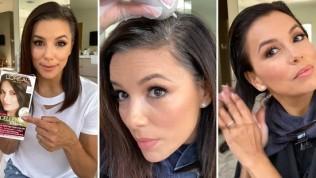 Saç beyazlarını kapatmak için dip boya nasıl yapılır?