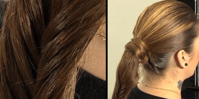 Saçlarınız için Mısır Örgü Zamanı