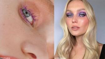 2021 Makyaj Trendleri: Lavanta, şeftali ve daha fazlası…
