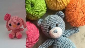 Amigurumi nedir? Amigurumi nasıl yapılır? Adım adım Amigurumi oyuncak yapımı