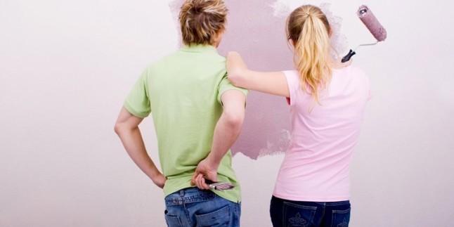 Az bütçeyle dekorasyon nasıl yapılır duvarlarınızı renklendirin!