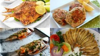 Balıkla yapılan en kolay tarifler! Hem fırında hem tavada balık tarifleri