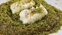 Cennet çamuru tatlısı nasıl yapılır Kilis mutfağının müthiş lezzeti!