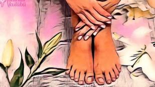 Elleriniz ve ayaklarınız için mükemmel kış bakımı