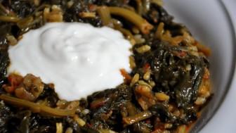 Ispanak yemeği nasıl yapılır?