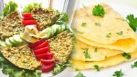 Kahvaltıda kepekli yulaflı omlet tarifi! Yulaflı omlet kaç kalori? Diyet yumurta tarifi
