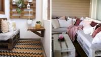 Karantina günlerinde balkonlarınız için dekorasyon önerileri