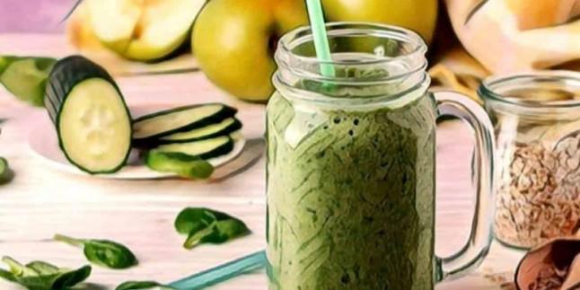 Kilo Kaybı İçin En İyi Kahvaltılık 4 Diyet Smoothie Tarifi