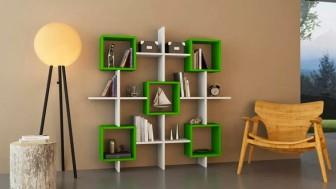 Kitaplık dekorasyon modelleri evinizin havasını değiştirin!