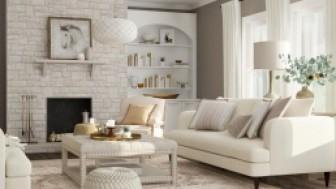 Kusursuz bir salon dekorasyonu için 5 basit adım