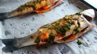 Lüfer balığı nasıl pişirilir? En kolay lüfer balığı pişirme yöntemi! Fırında lüfer tarifi