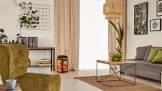 Nötr renklerle evinizdeki tasarımları ön plana çıkarın