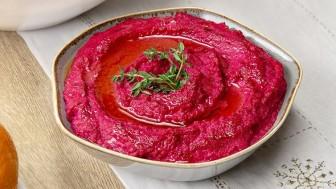 Pancarlı humus nasıl yapılır enfes bir tat!