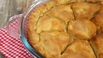 Pırasalı Arnavut böreği tarifi çıtır çıtır muhteşem lezzet!
