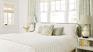 Yatak odası dekorasyonu nasıl olmalı yumuşak halı kullanın!
