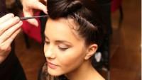 Yeni yılda trend Houte Couture topuzlar