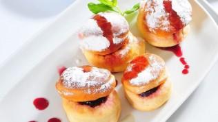 Mevsime en yakışır lezzet: Vişneli Puf Tarifi
