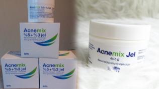 Acnemix Jel ne işe yarar? Acnemix Jel nasıl kullanılır? Acnemix Jel fiyatı 2021