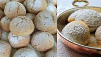 Ağızda dağılan damla sakızlı kurabiye nasıl yapılır? Alaçatı Kurabiyesi tarifi