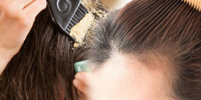Etkili saç gürleştiren bitkisel karışımlar