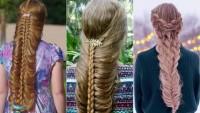 Kafes saç örgüsü nasıl yapılır? Trend saç örgüsü modelleri