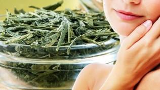 Porselen gibi bir cilde sahip Japon kadınların sırrı: Sencha çayı