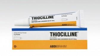 Thiocilline nedir, ne için kullanılır, ne işe yarar? Thiocilline krem 2021 fiyatı