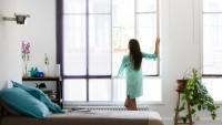 Yatak odasını güzelleştirecek dekorasyon önerileri duvar rengi önem taşıyor!