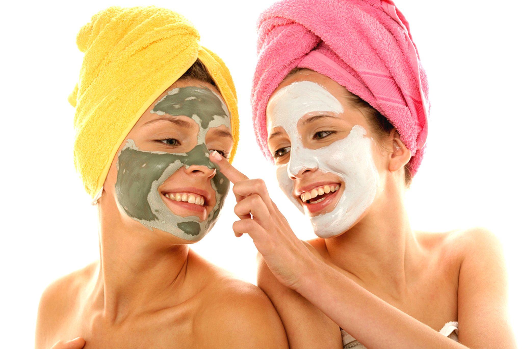 Kışın Evde Cilt Bakım MaskesiYapımı Önerileri