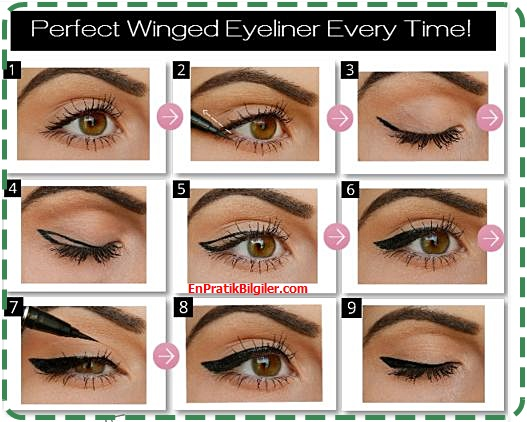 eyeliner-cekme-teknikrleri-eye-make-up