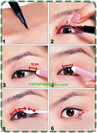 eyeliner-surme-resimli-eye-make-up