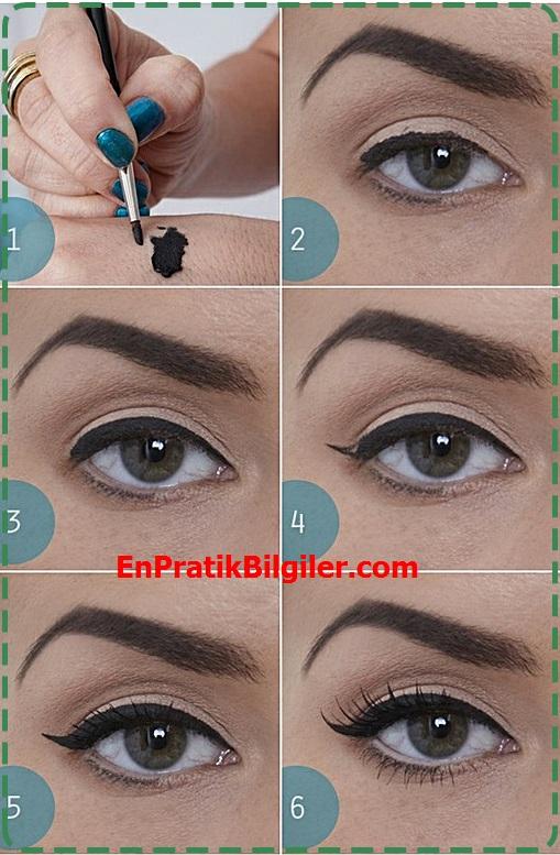 eyeliner-surme-teknik-apply-eyeliner