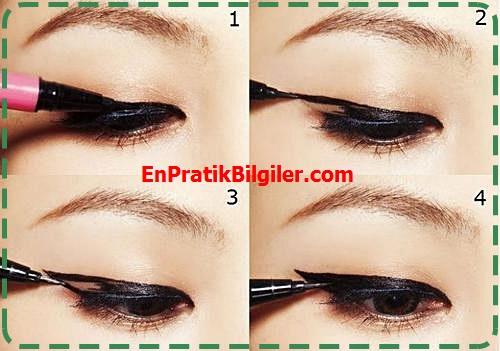 nasil-eyeliner-surulur-eye-make